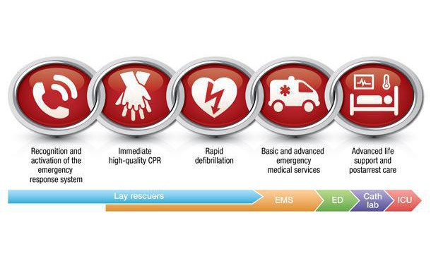 پروتکل جدید انجمن قلب آمریکا در زمینه احیای قلبی ریوی منتشر شد