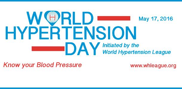 17 می، روز جهانی فشار خون بالا