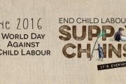12 ژوئن، روز جهانی مبارزه با کار کودکان