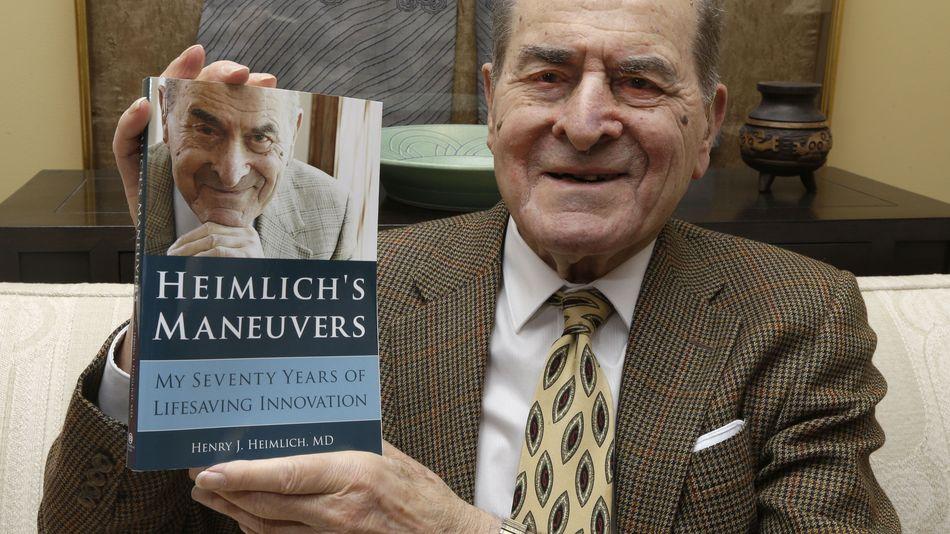 با هنری هایملیخ، ابداع کننده مانور هایملیخ بیشتر آشنا شوید!